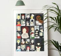Poster Berns