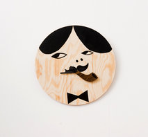 Wall Clock Monsieur